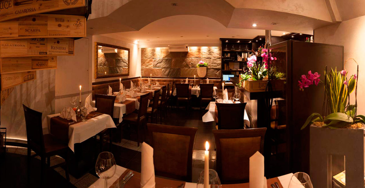 ristorante comeback wiesbaden italienisches restaurant. Black Bedroom Furniture Sets. Home Design Ideas